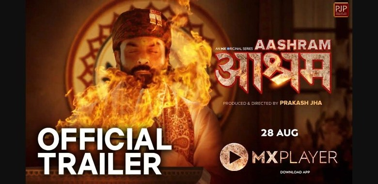 MX Player Ashram Web Series Release Date
