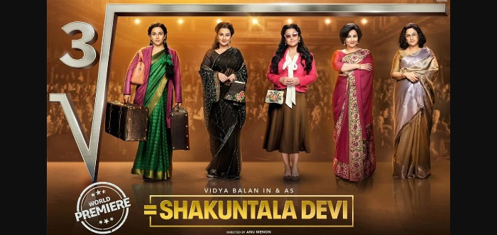 Shakuntala Devi Movie Review
