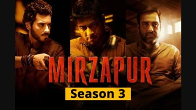 when mirzapur season 3 released