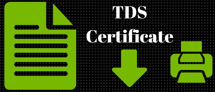 TDS Certificate Download Due Date & Penalty: Section 203