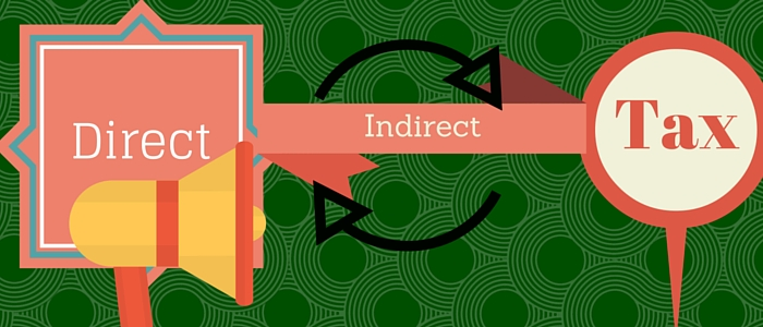 Direct Indirect Tax: Difference and Types