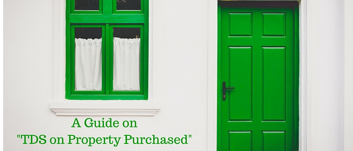 TDS on Property: Section 194IA Guide