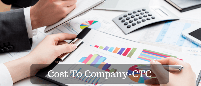 How to calculate CTC- Cost To Company ?
