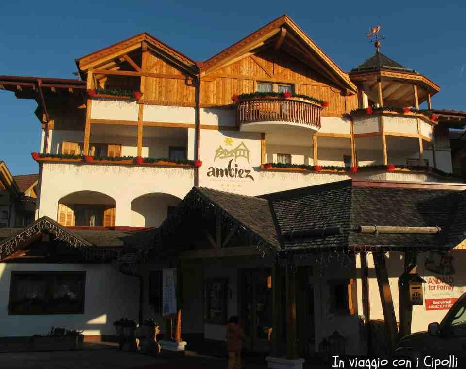Ambiez Suite Hotel Andalo