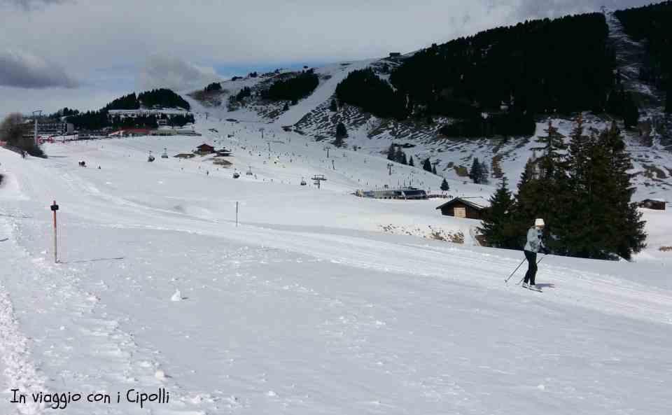Sci di fondo Alpe di Siusi