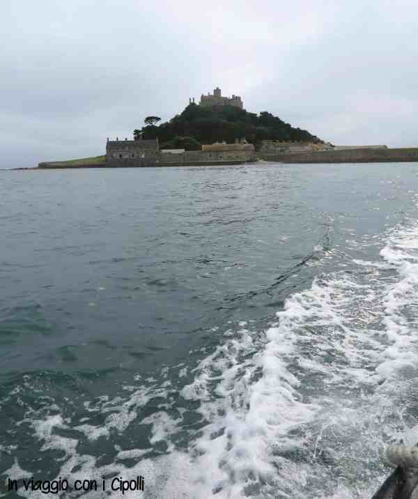 St. Michael's Mount dal mare