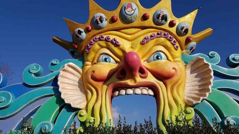 Carnevale 2018 Viareggio