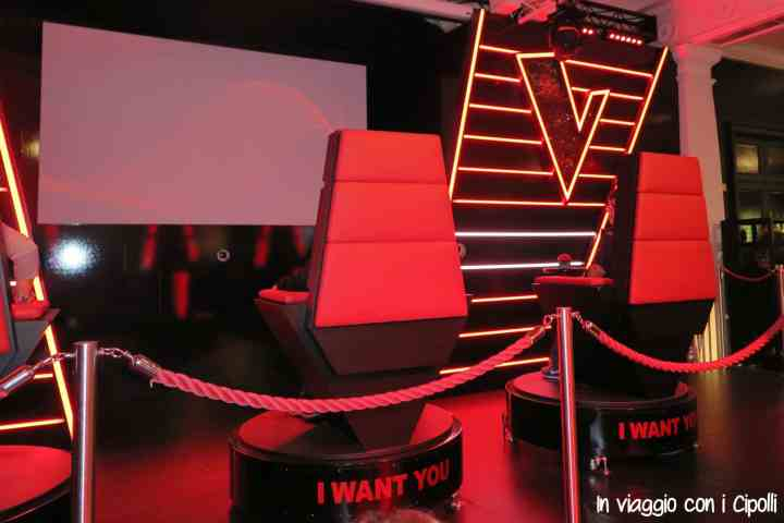 Madame Tussauds The Voice UK