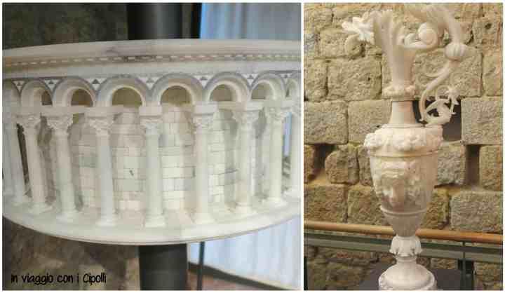 itinerario toscana museo alabastro volterra