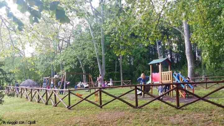 Parco Mediceo di Villa Demidoff playground