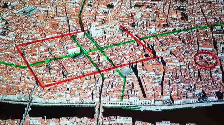 Visitare Firenze romana