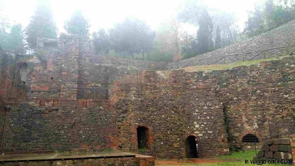 Esterno Miniere Montecatini