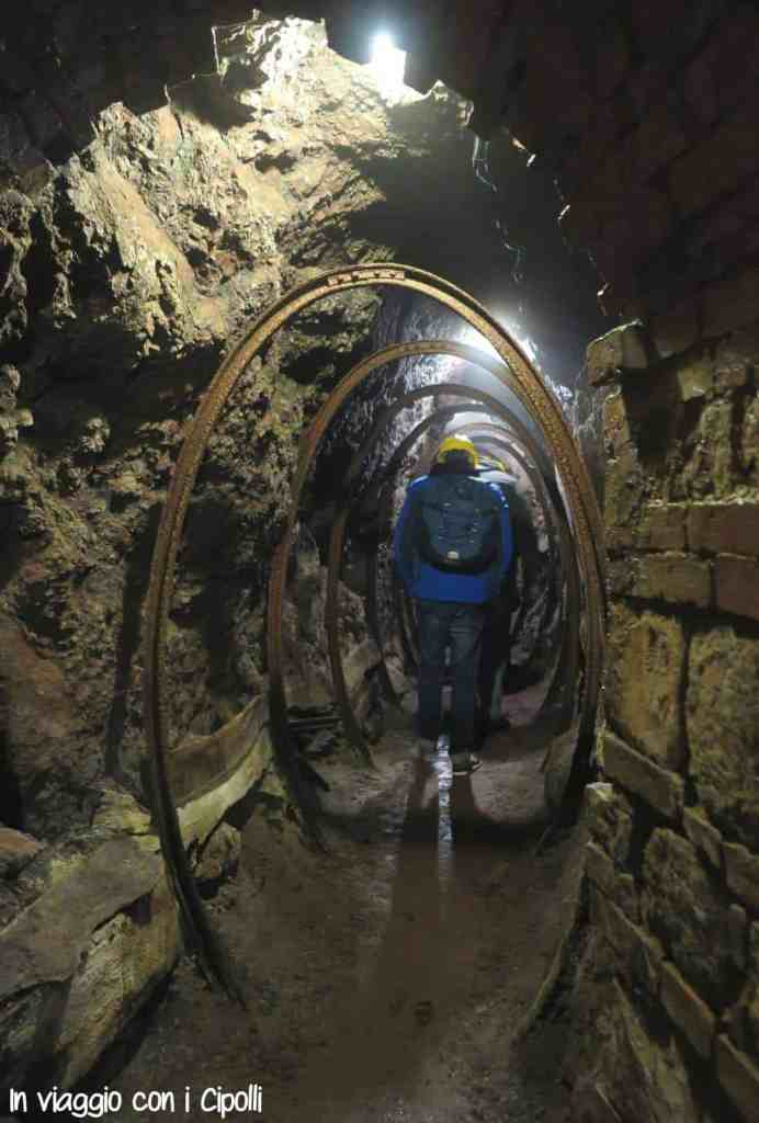 visita alle miniere