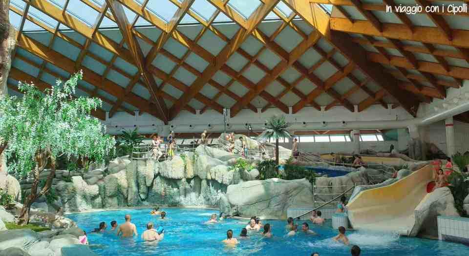 parco acquatico slovenia con bambini