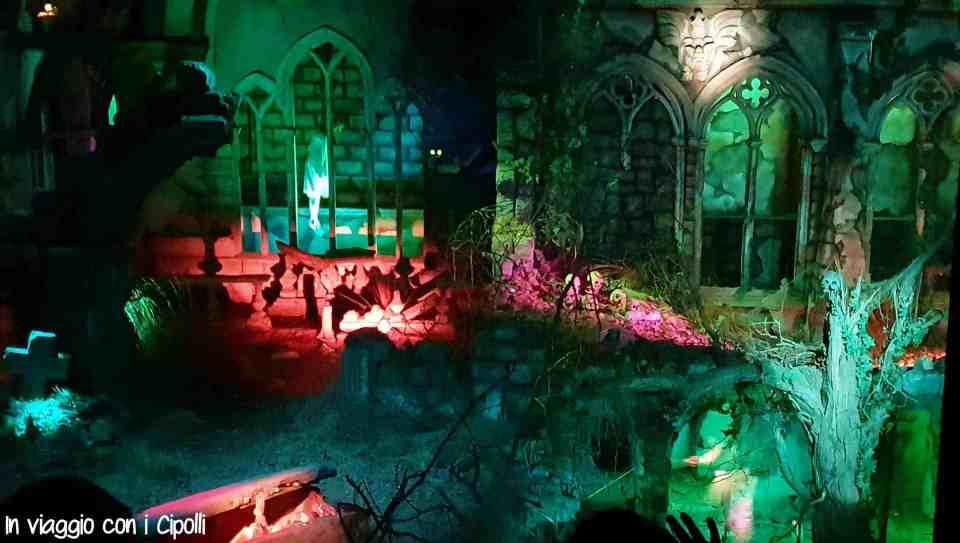 casa dei fantasmi Efteling