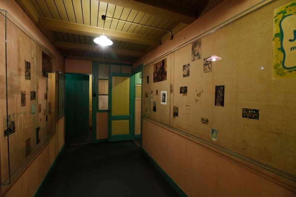 stanza di anna frank
