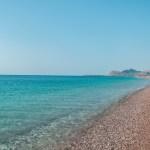 Le 11 spiagge più belle di Rodi: il mio on the road