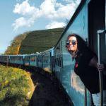 Treno Ella-Kandy, divertimento assicurato tra le piantagioni di té