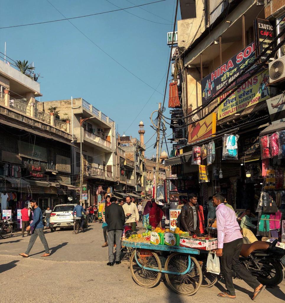 acquisire il visto per l'india