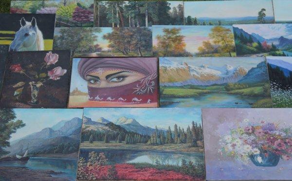 Viaggio in Uzbekistan, arte di strada a Tashkent