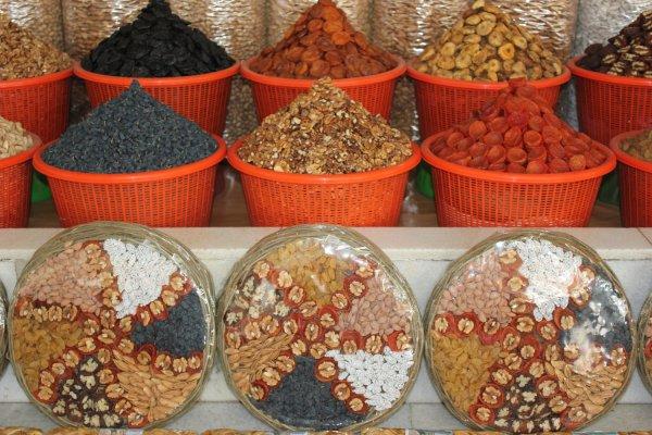 Bazar Siob (Samarcanda, Uzbekistan)