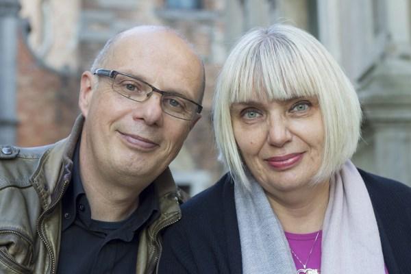 Elisabetta e Stefano di In Viaggio con Ricky