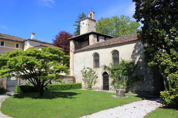 Castello di Cordovado, Chiesa di San Girolamo (Friuli Venezia Giulia)