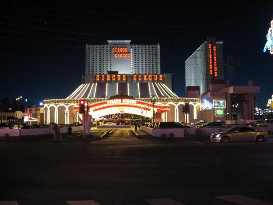 Viaggio a Las Vegas, il Circus Circus (Stati Uniti)