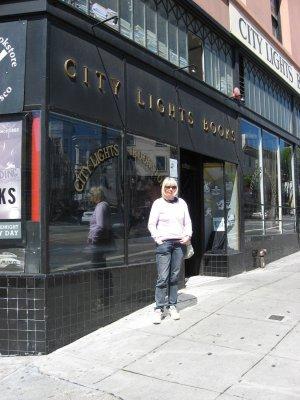 City Lights Bookstore a San Francisco (Stati Uniti)