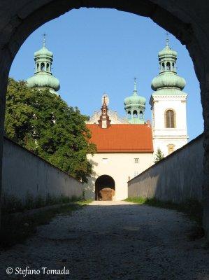 Viaggio nei dintorni di Cracovia, Convento Camaldolese di Bielany (Polonia)