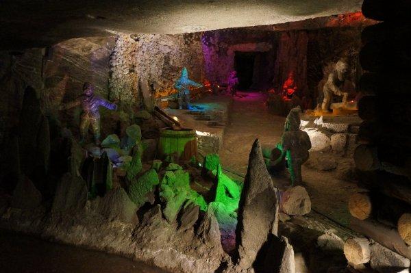 Miniera di sale di Wieliczka (Cracovia, Polonia)