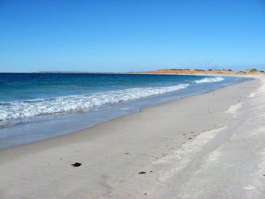 Spiaggia di Cape Leveque (Western Australia, Australia)