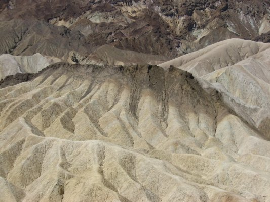 Tour dei Parchi, Zabriskie Point (Death Valley, Stati Uniti)