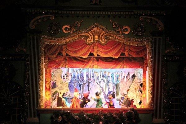 Viaggio a Parigi, teatro delle Marionettes du Champ de Mars (Francia)