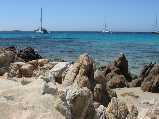 Cala Tuerredda Sardegna