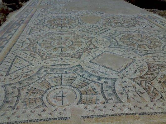 Nora mosaico Sardegna