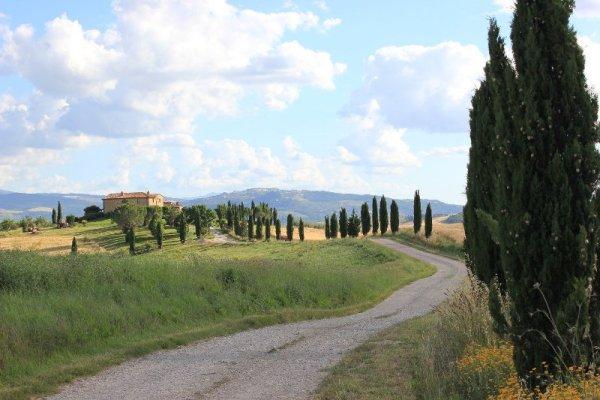 Agriturismo Terrapille Pienza Toscana