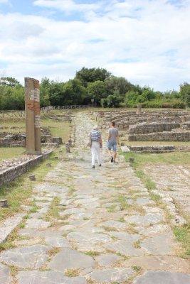 Resti archeologici Roselle