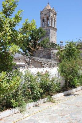 Campanile villaggio Amári Creta