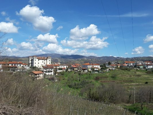 Castello Dobrovo Brda sloveno