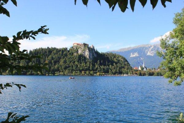 Gita lago di Bled