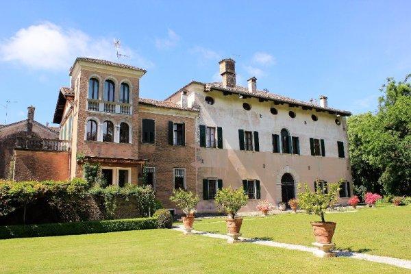 Giardino Palazzo Freschi Piccolomini Cordovado