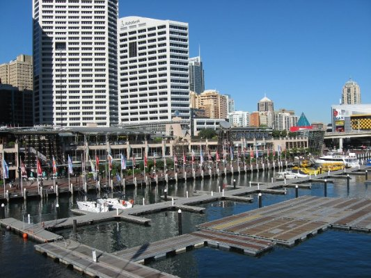 Palazzi Darling Harbour Sydney