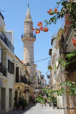 Minareto Chania Creta