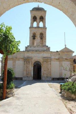 Monastero di Moní Goniás a Kolymbári Creta