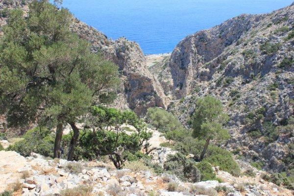 Penisola Akrotíri Creta