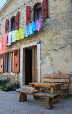 Scorcio Buzet Pinguente Istria