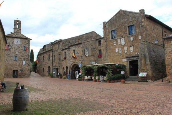 Centro Sovana Toscana