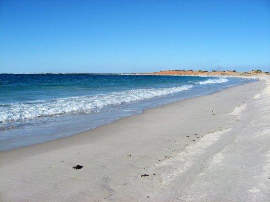 La spiaggia di Cape Leveque nel Western Australia
