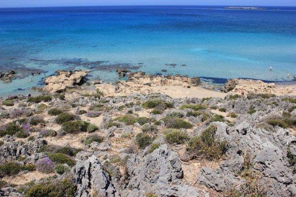 Spiaggia Falásarna Creta